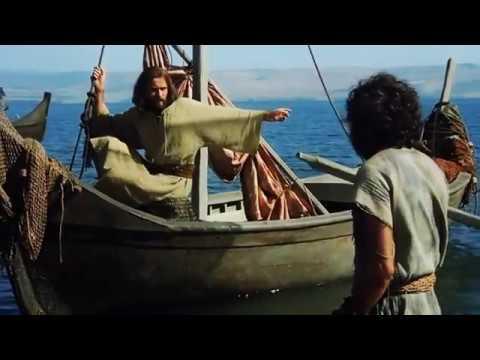 Fishers Of Men -- Luke 5 Chapter 1-11 -- Scripture Videos