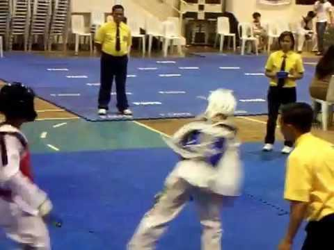 2009 Mindanao CPJ TKD Championship Butuan City FINALS 2nd Round