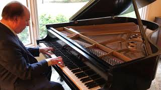 "Everything's Coming Up Roses (from ""Gypsy"") by Styne & Sondheim - Piano Improv"