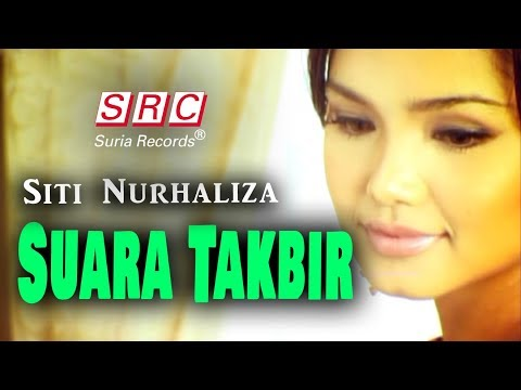 Siti Nurhaliza - Suara Takbir (Official Music Video - HD)
