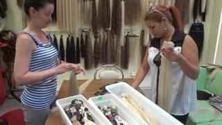 Продажа славянских волос для наращивание. Гипермаркета Волос