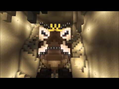 Minecraft Xbox Mario 64 Adventure Map Trailer W/Download