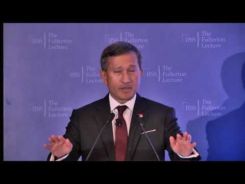 The Fullerton Lecture: ASEAN - 2018 and Beyond