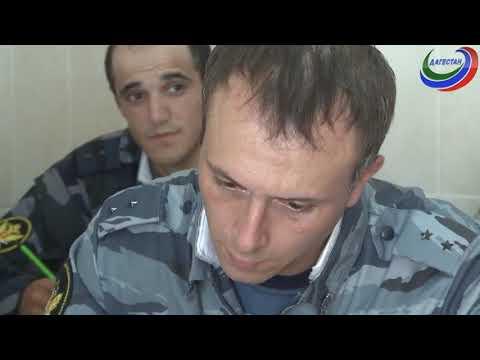 О деятельности кинологической службы СИЗО-1 УФСИН России по Республике Дагестан