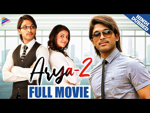 Arya 2 Full Movie In Hindi | Allu Arjun | Kajal Aggarwal | Arya Ek Dewana Hindi Dubbed Movie