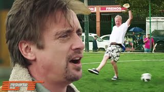 The Grand Tour: Football