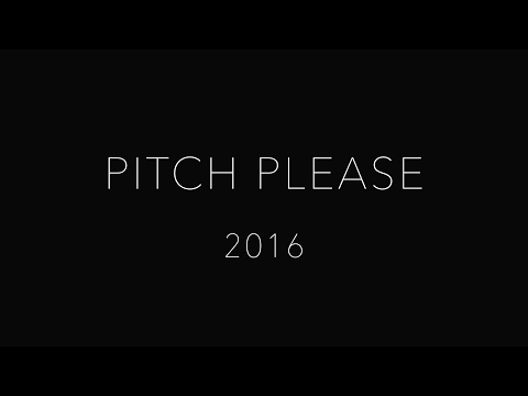 Pitch Please 2016 - AFTERMOVIE