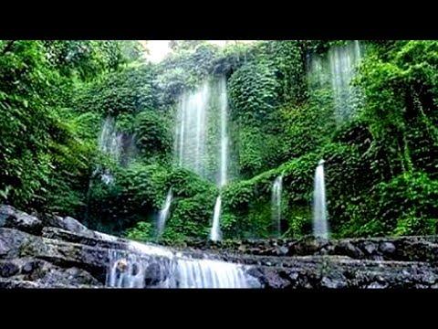 My Trip My Adventure: Air Terjun Benang Kelambu di Lombok Tengah