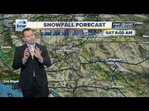 13 First Alert Weather for Saturday morning