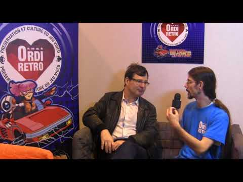 PGW2017 - Rencontre avec Pascal Luban, game designer freelance
