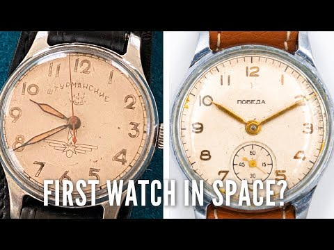 First Watch In Space: Shturmanskie, Pobeda Or Omega?