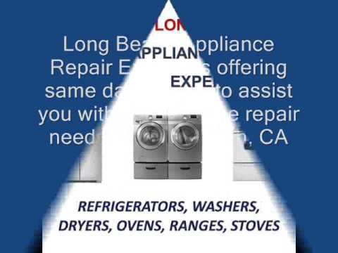 Long Beach Appliance Repair Experts