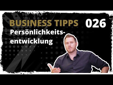 business tipps #026: Persönlichkeitsentwicklung durch Leid und der Google Suche