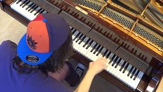 Lost Frequencies & James Blunt - Melody - piano cover acoustic unplugged by LIVE DJ FLO
