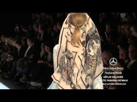 AGNE KUZMICKAITE, INGRIDA ZABERE, KATLIN KALJUVEE Baltic Fashion Catwalk