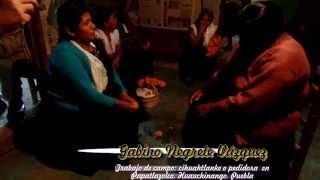 Pedimento de doncella para boda entre los nahuas de la Sierra Norte de Puebla