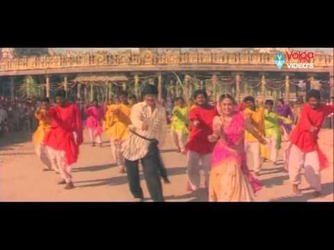 Sankrantri Vachhindi Song - Mohan Babu Songs - Soggadi Pellam Movie Songs - Mohan Babu, Monika Bedi