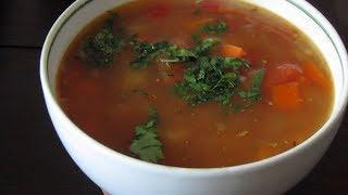Индийская кухня: Суп карри