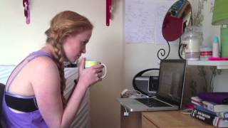 Writing a thesis.... Procrastination(Hi everyone, this is a video about the typical day in writing a thesis/essay... so if you're out there attempting to write one.. I feel your pain! Hope you enjoy!, 2013-07-05T21:59:34.000Z)