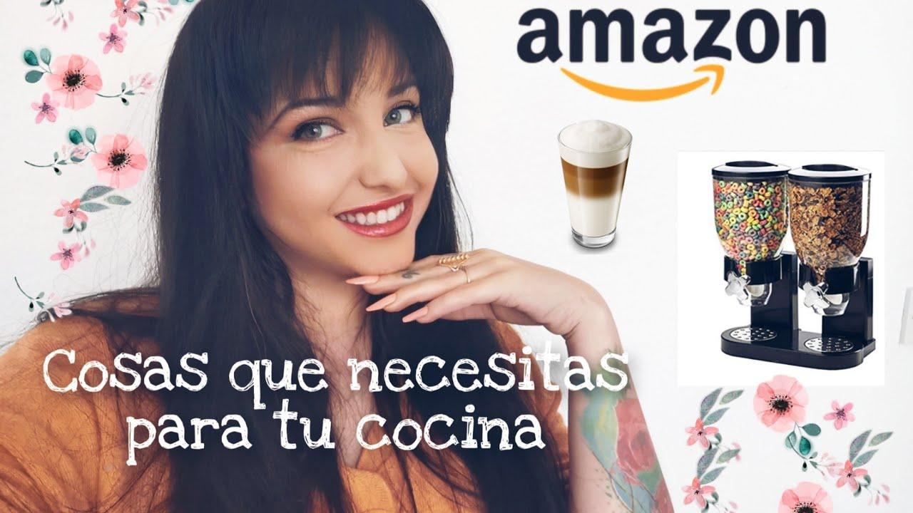 HAUL AMAZON / Mis favoritos para la cocina Ep 1 / Favoritos Amazon