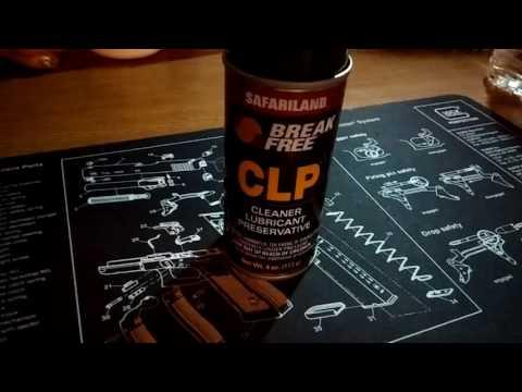 Review - Break Free CLP