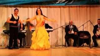 ANNA BORISOVA - Ya Bent El Sultan 2012