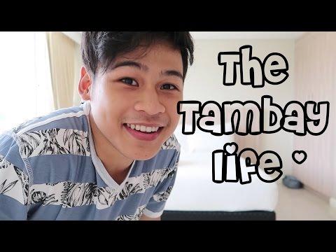 WELCOME TO MY CRIB!!! TAMBAY HAHAHA (Bisaya Vlog)