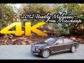 (Revisited) 2013 Bentley Mulsanne from Minichamps Scale 1:18
