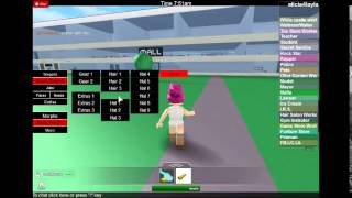 me and my sister lindsey on roblox