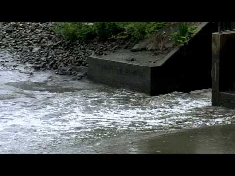 Combined Sewer Outfall (CSO) Hackensack River