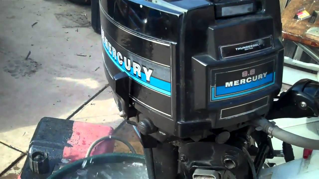 hight resolution of mercury 9 8 outboard