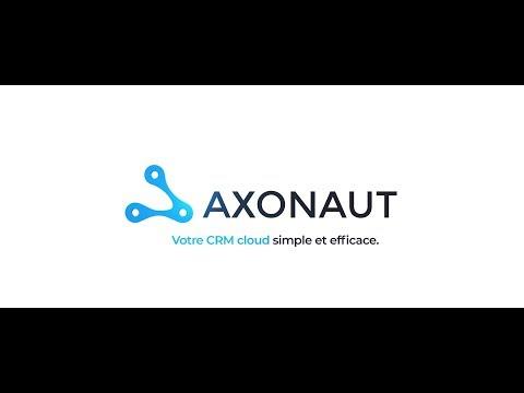 Axonaut, CRM Simple & Efficace !