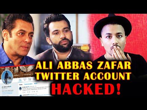 BHARAT के डायरेक्टर Ali Abbas Zafar का Twitter Account हुआ HACKED!