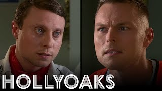 Hollyoaks: Armstrong Has Milo Cornered!