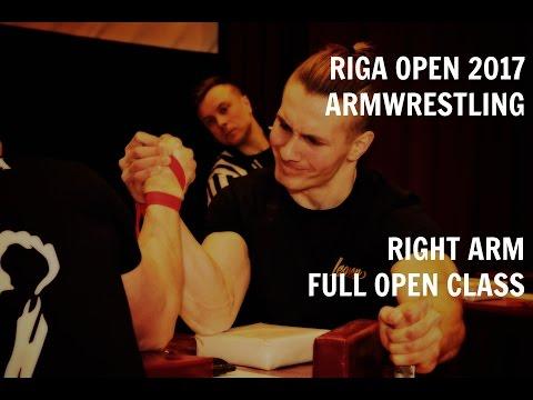 RIGA OPEN 2017 RIGHT ARM OVERALL CLASS
