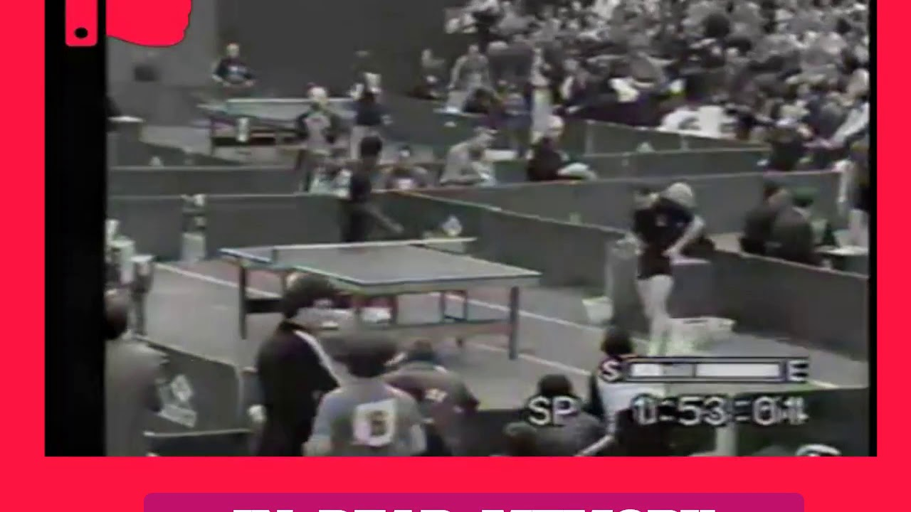 Jacques Secretin died this night - Alex Table Tennis