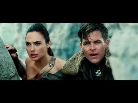 Wonder Woman - Batalla en Themyscira (español latino)