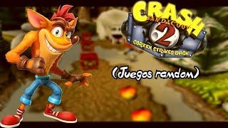 Crash Bandicoot 2 Cortex Strikes Back (juegos random)
