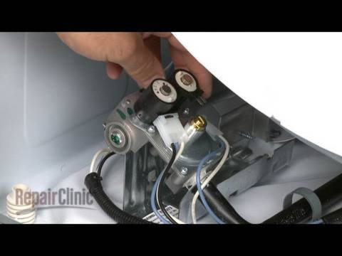 Gas Solenoid Valve Wiring Diagram Husqvarna 445 Chainsaw Parts Whirlpool/kenmore Dryer Coil (2 Terminal) #694540 - Youtube