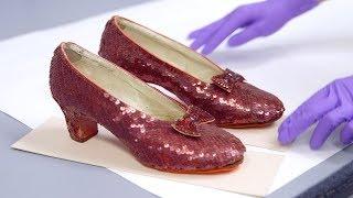 Smithsonian Assists FBI in Minnesota Ruby Slippers Case