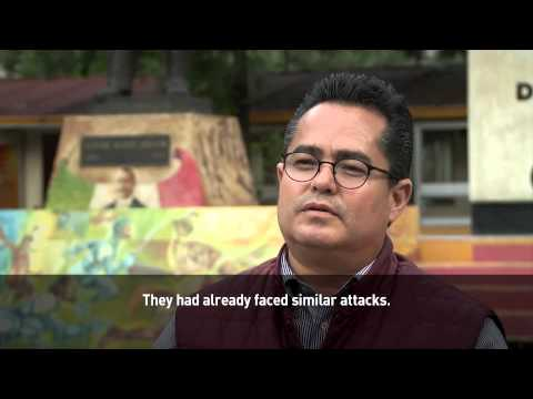 Violence in Mexico City over limited access to clean water