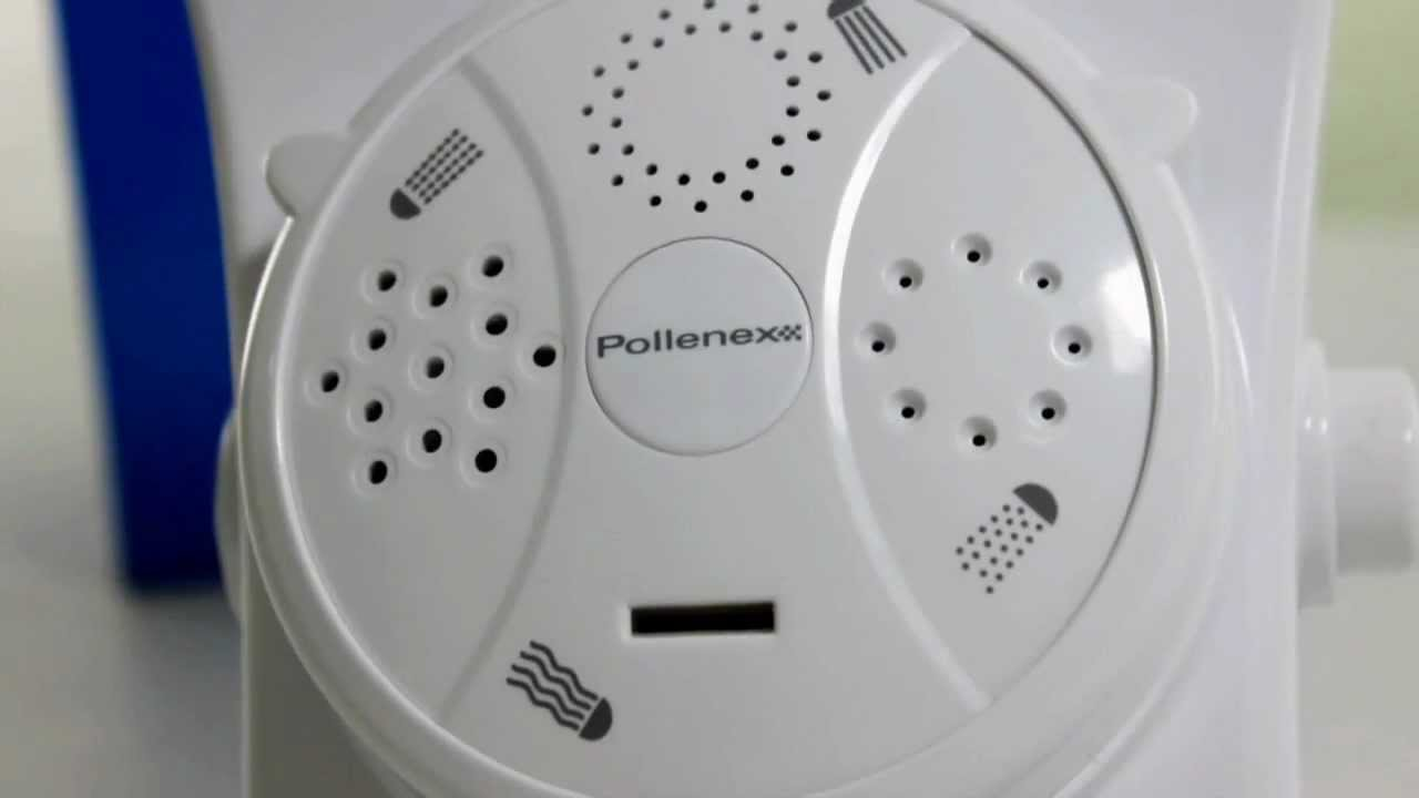 Pollenex Massaging Showerhead | DP1029N