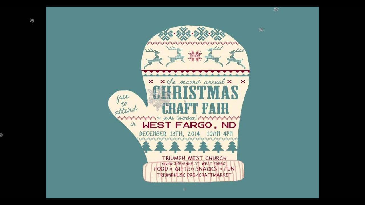 Mission Christmas Craft Fair
