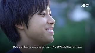 #AFCU19W Stars Of Tomorrow : Yuzuki Yamamoto (JPN)