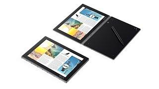 استعراض للحاسب Lenovo Yoga Book:أغرب حاسب عجبني!