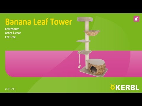Kratzbaum Banana Leaf Tower (#81593)