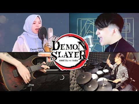 Gurenge - Demon Slayer (Opening) | Band Cover