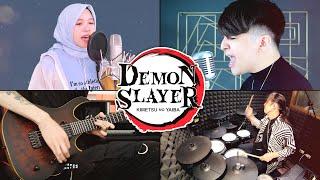 Gurenge - Demon Slayer (Opening) | Band Cover