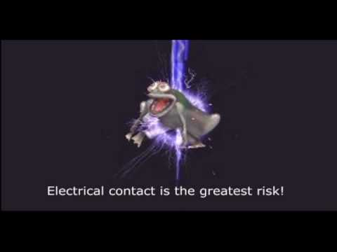 Electrical Contact is the Greatest Risk