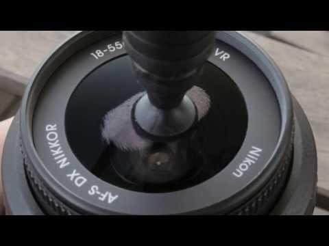 LENSPEN REVIEW - AMAZING !!! - Lens Cleaning - LensPen vs Fingerprint
